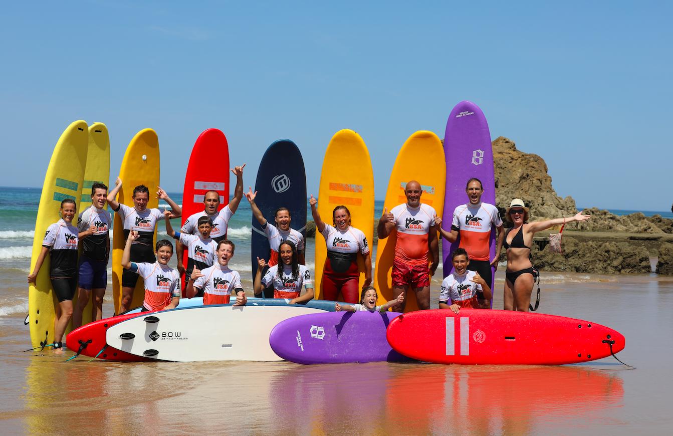 surfschool biarritz bidart